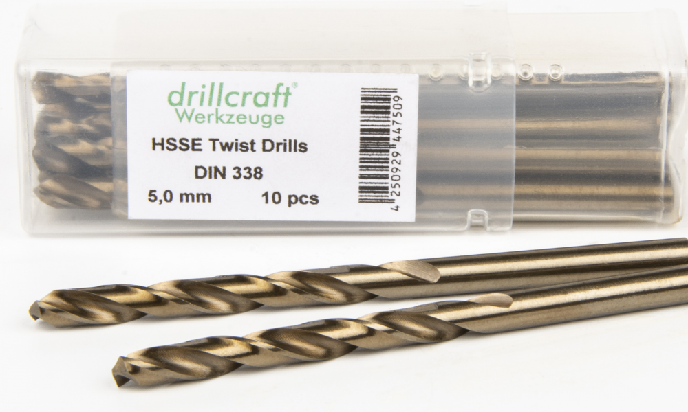 Drillcraft HSS Matkaplar